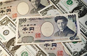 yen dollar 300x195 Euro surges against the Japanese Yen