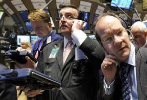 U.S. stocks Wall Street equity markets