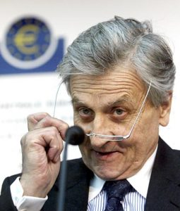 EUR USD analysis - ECB chief Trichet