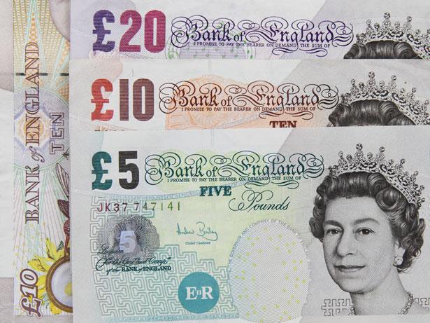 Pound against dollar forex