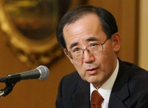 Intraday analysis - BOJ chief Shirakawa