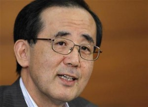 BOJ Governor Shirakawa