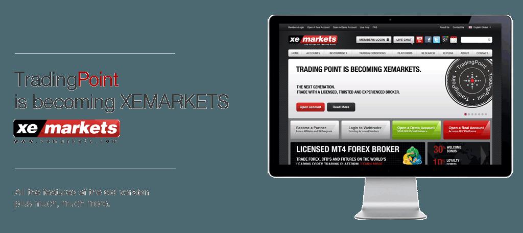 Xem forex trading