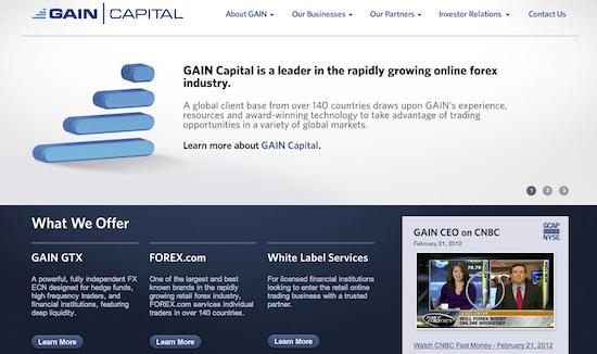 Gain capital forex com uk ltd
