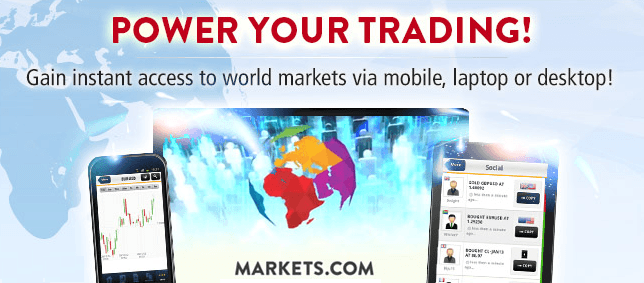 markets.com - forexnewsnow - power of trading