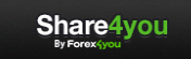 Instant Order Auto Copy Service For Forex - Share4you - forexnewsnow- sm logo