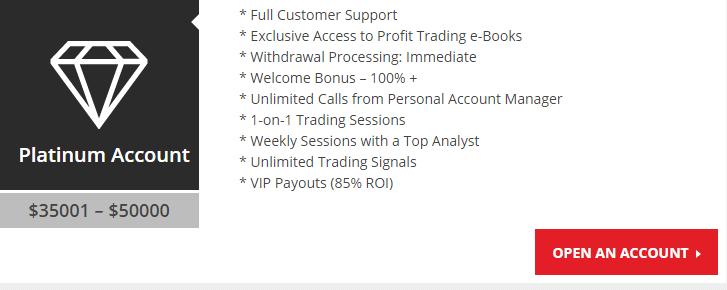 Trading at UltraTrade