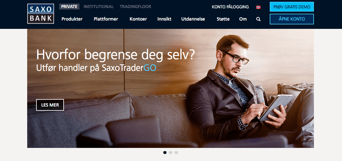 3 Greatest Financial Online Services from Nordic countries