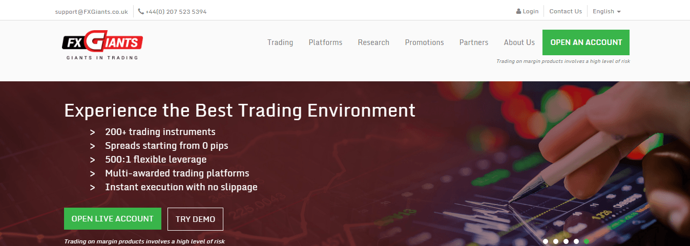 List of accredited forex brokers
