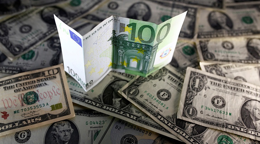 dollar-is-seen-catching-up-with-euro