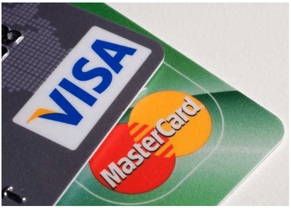 Forex broker visa card