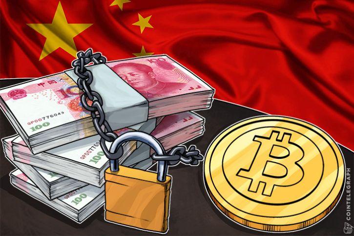 Bitcoin and Chinese Yuan