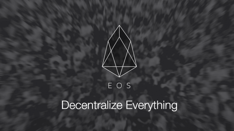 After ico launch eos