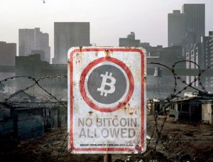 China ban of cryptocurrency