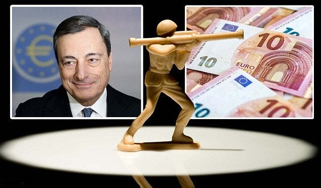 ECB Chief Says Accommodative Monetary Policy Gives Opportunity For Reforms