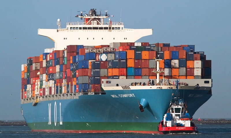 Forex world shipping