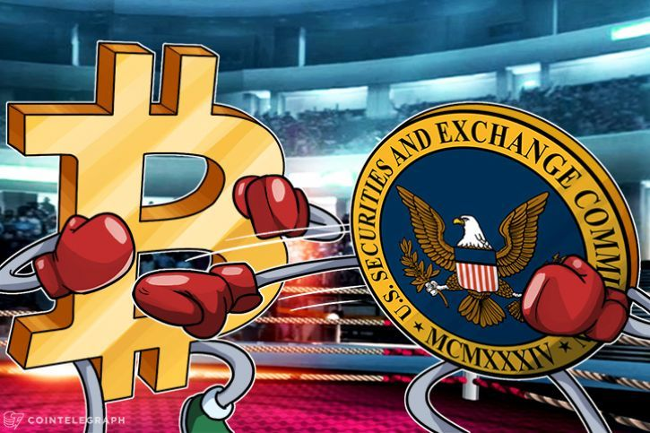 SEC fighting cryptocurrency