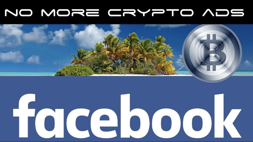 facebook bans bitcoin ads