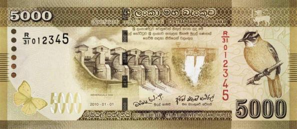 top Sri Lanka FX brokers