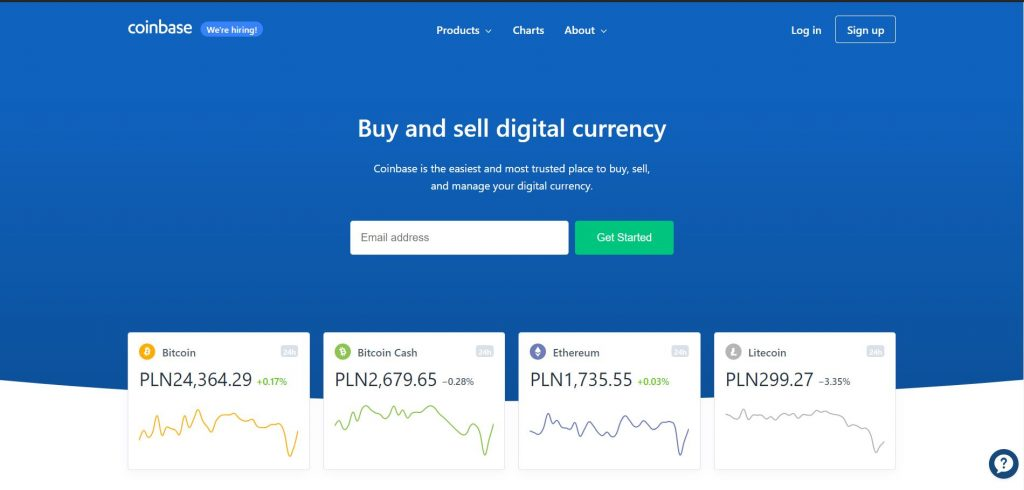 What is Coinbase Exchange?