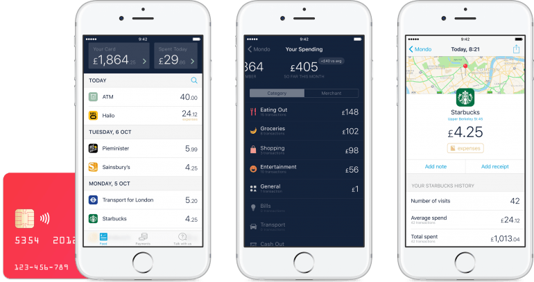 Monzo digital bank review