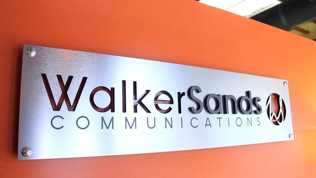 Walker Sands offers marketing and PR services
