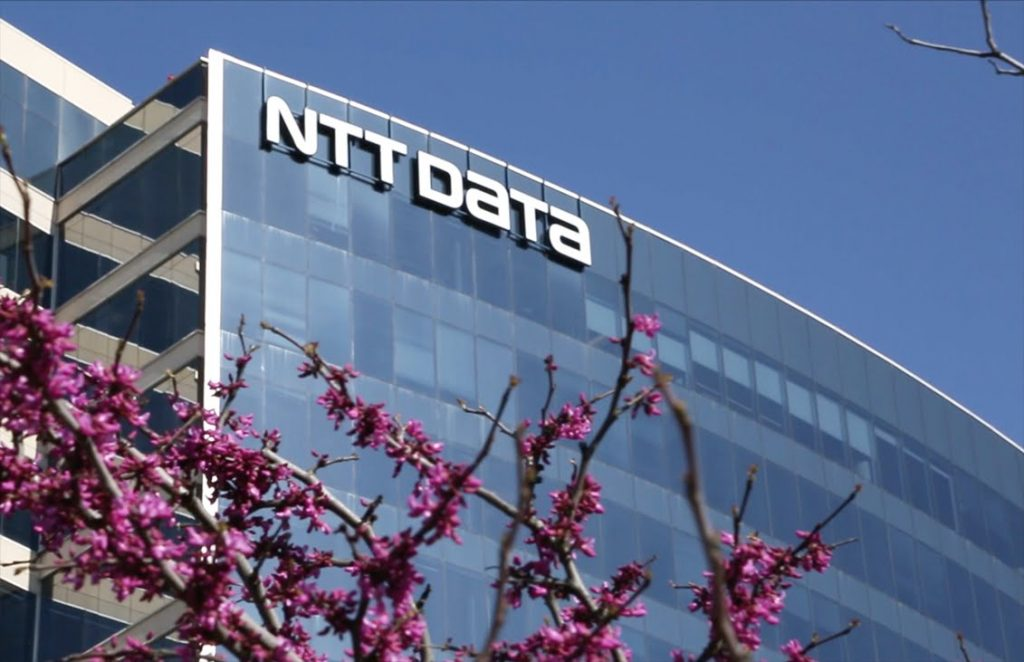 NTT DATA provides IT solutions for businesses in various industries