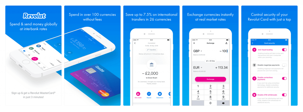 Revolut - Review of a digital bank