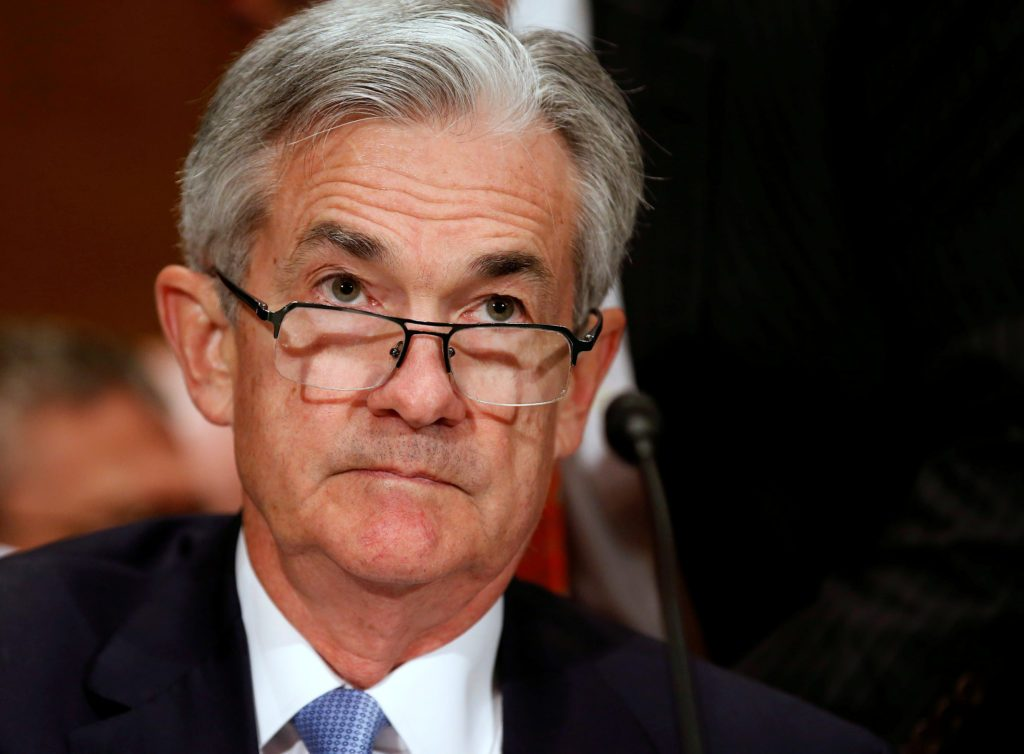 Powell says the interest rate is close to neutral