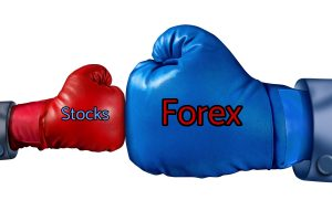 basics of Forex vs Stocks