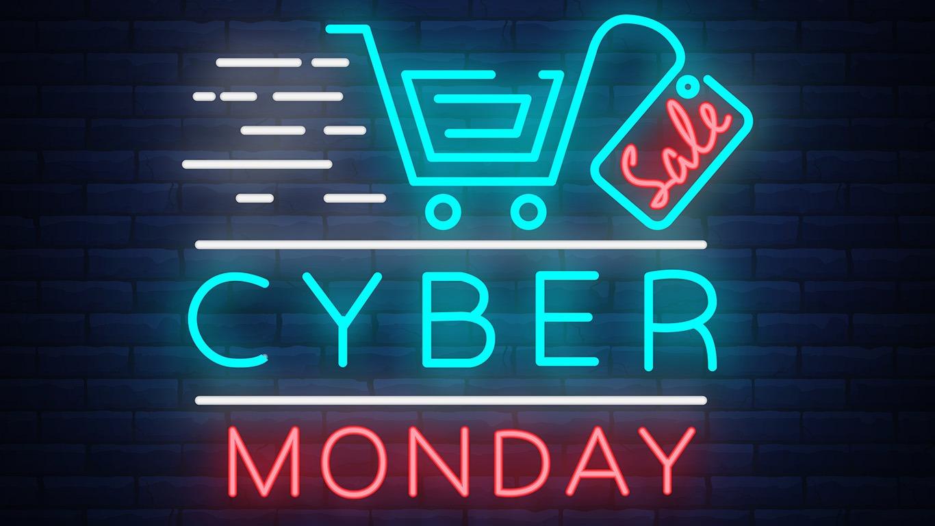 Cyber Monday 7 9 Billion Stock Market Reacts