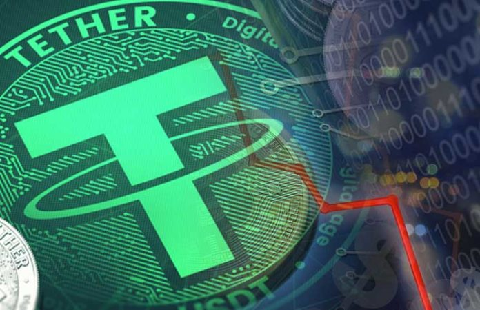 What is Tether - information on USD-pegged cryptocurrency