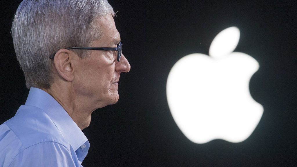 Apple misses Wall Street's expectations but the services business shows strong growth