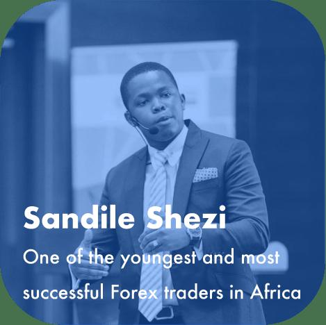 Sandile Shezi successful forex traders in nigeria