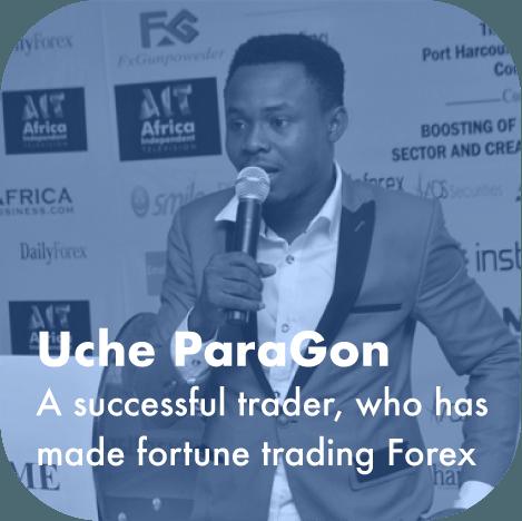 Uche ParaGon richest forex trader in nigeria