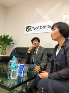 members of the FXTrading Corp broker are not real