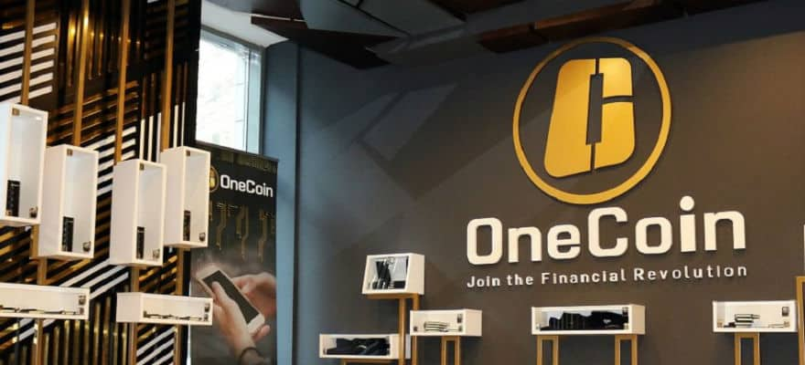 team of OneCoin faces legal issues