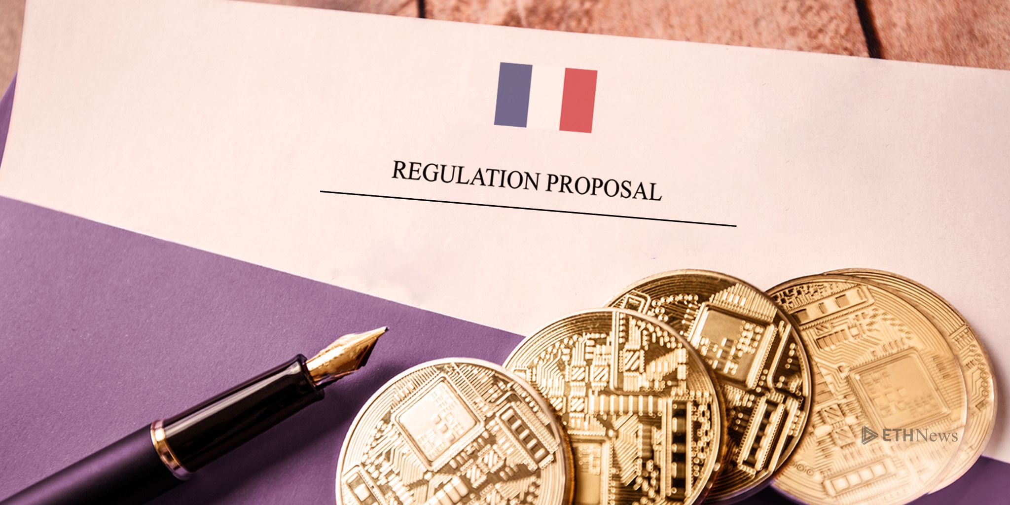 regulation influence the way France operates with crypto