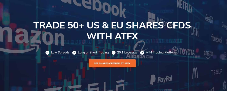 ATFX Forex broker