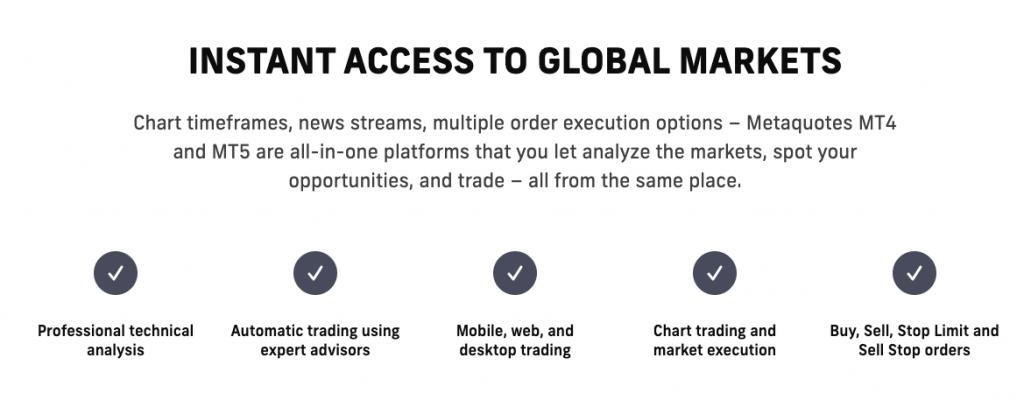 TIO Markets access