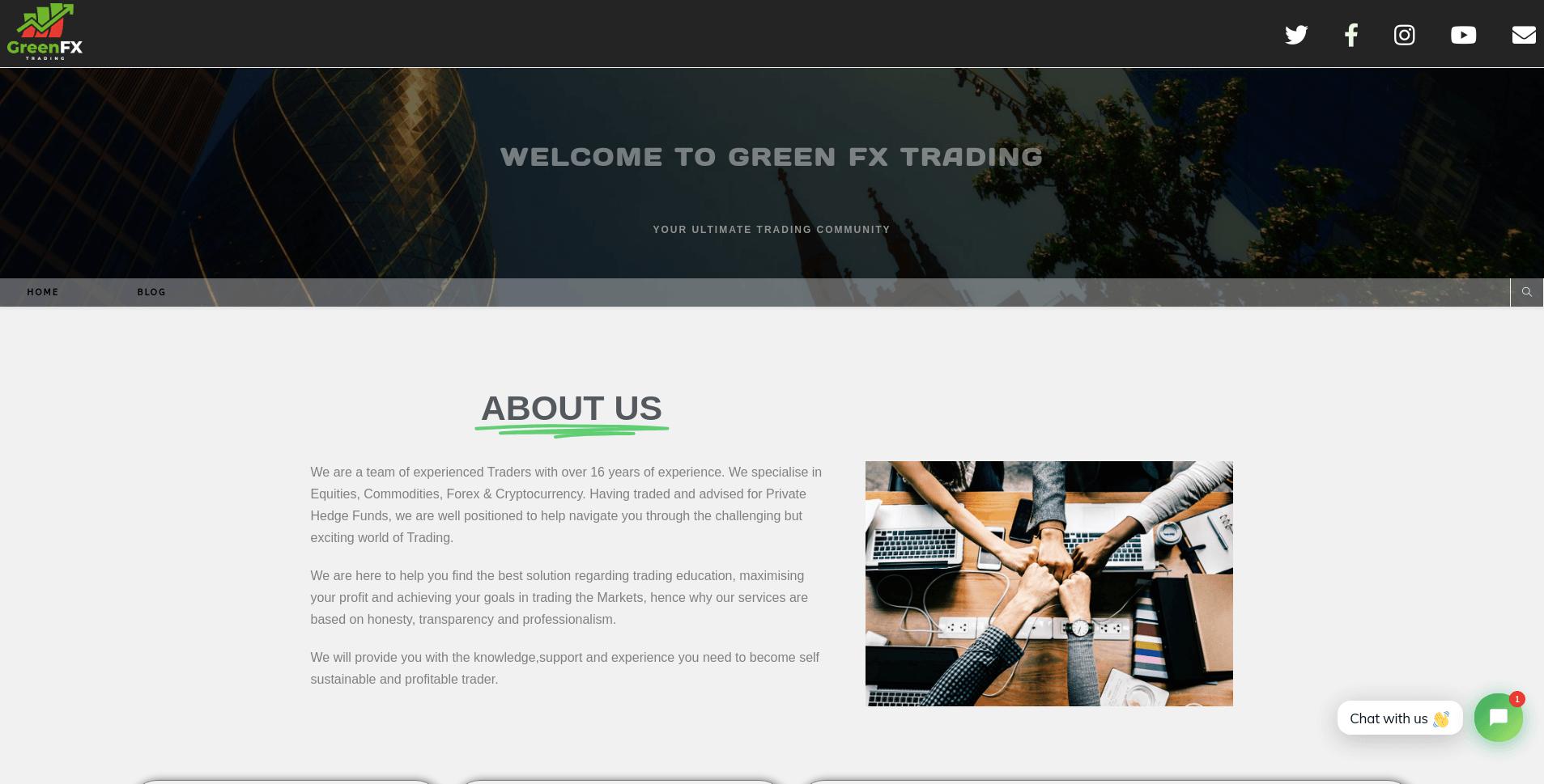 GreenFX scam