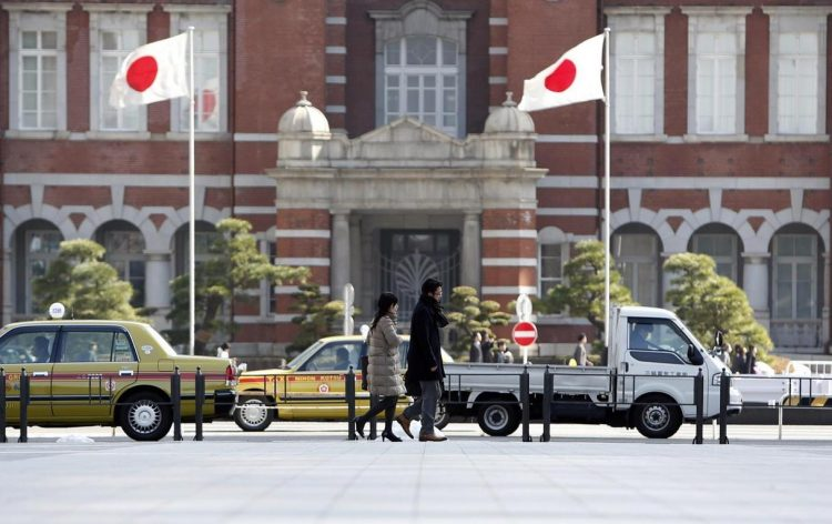 Japan launches $122bn stimulus