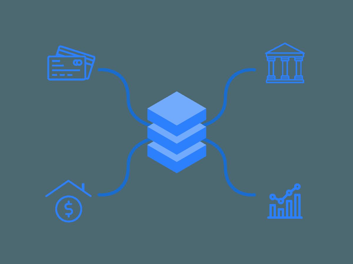 financial data aggregator