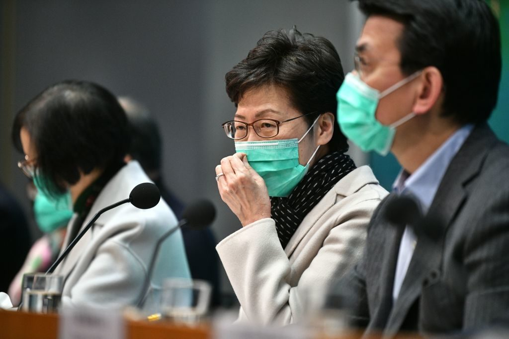 Hong Kong economy to see more weakness due to coronavirus outbreak