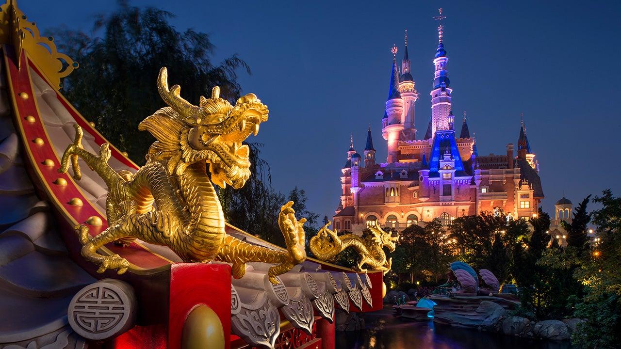 Disney Shanghai 2020