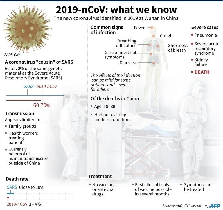 coronavirus and economy in China