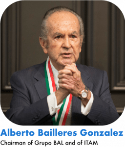 Alberto Bailleres Gonzalez richest people in mexico