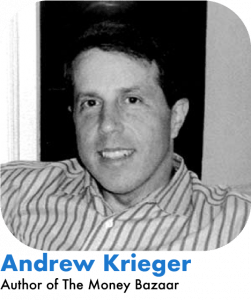 Andrew Krieger top forex trader