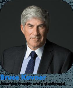 Bruce Kovner biggest forex traders