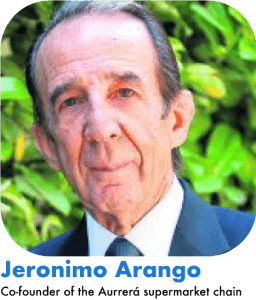 Jeronimo Arango richest people in mexico